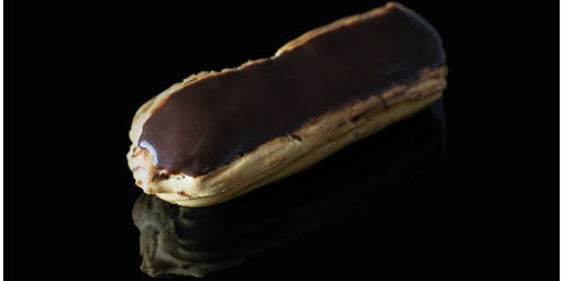 Cours de fabrication d'éclairs au chocolat (40 € / participant)