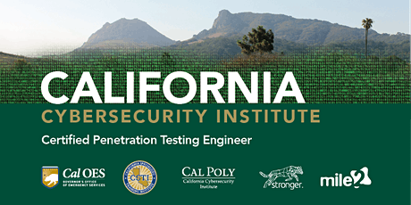 C)PTE — Certified Penetration Testing Engineer /LiveRemote January 2020 tickets