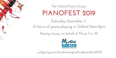 PianoFest 2019
