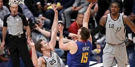 Spurs vs Nuggets French Quarter New Orleans Viewing tickets