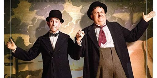 History On Film Series: Stan and Ollie (2018)