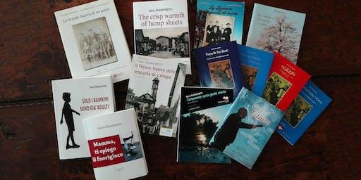 Ilario Blanchietti racconta i suoi lavori e l'ultimo libro