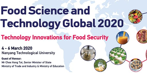 Food Science & Technology Global Conference (FSTG) 2020