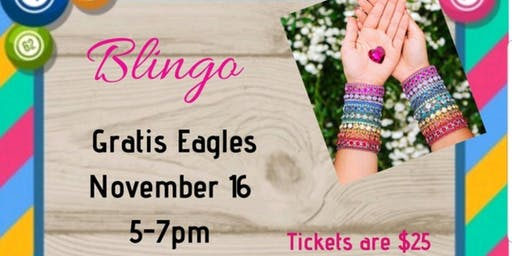 BLINGO at Gratis Eagles
