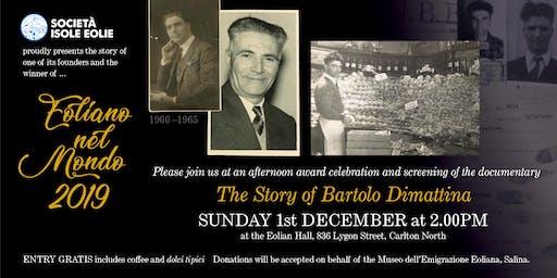 The Story of Bartolo Dimattina