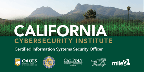 C)ISSO—Certified Information Systems Security Officer /LiveRemote Dec 2-6, 2019 GTR tickets