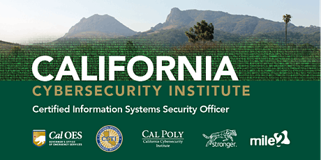 C)ISSO—Certified Information Systems Security Officer /LiveRemote April 2020 tickets