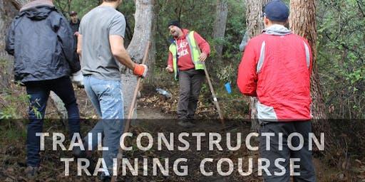 Trail Construction Training Course