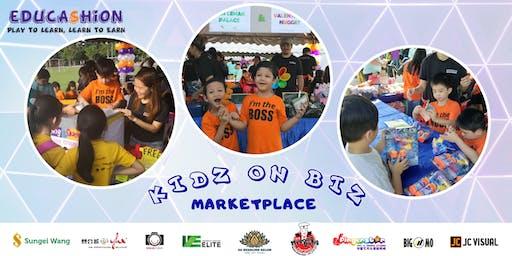 Fund Raising for Orang Asli Children's Education - Kidz on Biz Marketplace