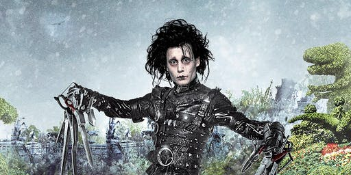 The Savoy Presents: EDWARD SCISSORHANDS