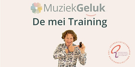 MuziekGeluk de mei-training tickets