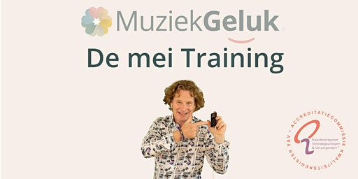 MuziekGeluk de mei-training