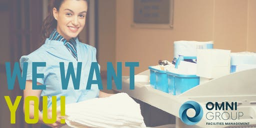 Housekeeping Recruitment Open Day