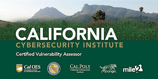 C)VA — Certified Vulnerability Assessor / Live Remote March 2020