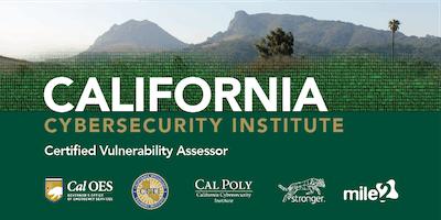 C)VA — Certified Vulnerability Assessor / Live Remote July 2020