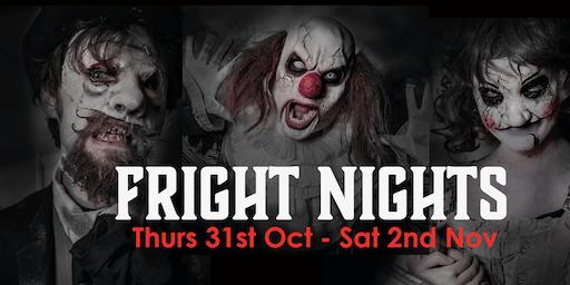 Fright Nights - Hellfire Caves