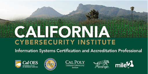 ISCAP — IS Certification & Accreditation Professional / Live Remote April 2020