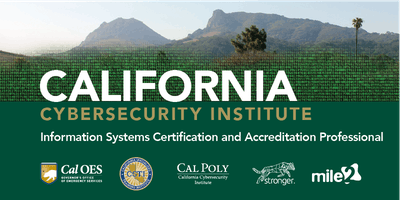 ISCAP — IS Certification & Accreditation Professional / Live Remote August 2020