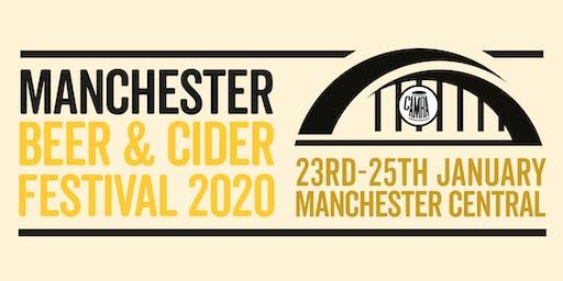 Manchester Beer & Cider Festival 2020