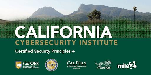 C)SP  Certified Security Principles /LiveRemote Dec 2-6, 2019