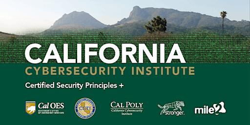 C)SP  Certified Security Principles /LiveRemote June 2020