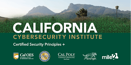 C)SP  Certified Security Principles /LiveRemote August 2020
