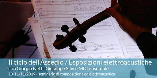 Seminari di Musica Contemporanea ed Elettroacustica