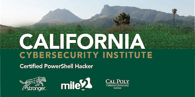 C)PSH — Certified PowerShell Hacker /Live Remote  August 2020