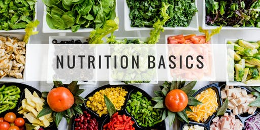 Nutrition Basics (Includes a FREE body scan)