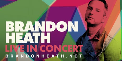 Brandon Heath - LIVE in Tampa