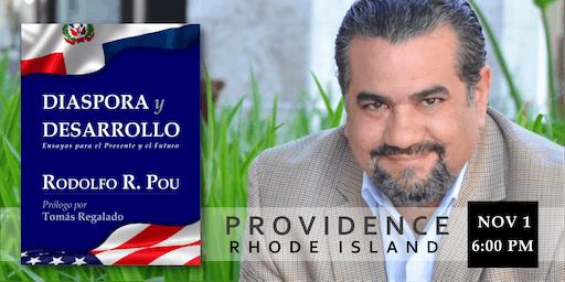 Conversación con el Autor de Diáspora y Desarrollo