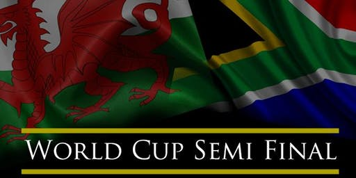 Rugby World Cup Semi Final Breakfast - Wales Vs South Africa