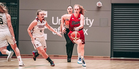 Leicester Riders Women Basketball vs Petermans Sheffield Hatters tickets