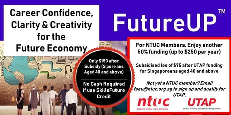 FutureUP (Innovation-Extreme for Leaders, Executives and Entrepreneurs) tickets
