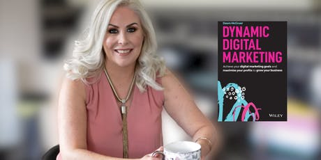 Dynamic Digital Marketing // LIVE + FREE Book (Manchester) 2019 tickets