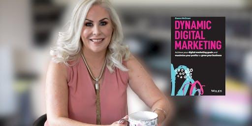Dynamic Digital Marketing // LIVE + FREE Book (Manchester) 2019