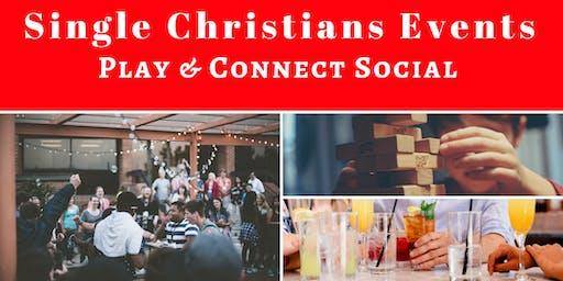 Single Christians Events: LAST 2019 Play & Connect Social, 21+yrs, London