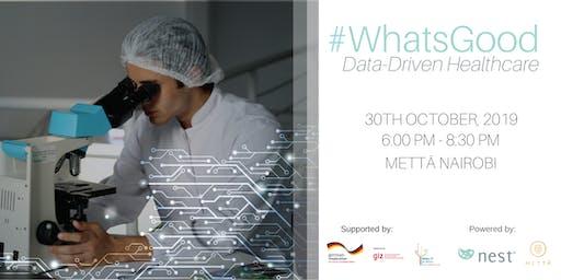 WhatsGood Data-Driven Healthcare