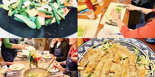 Rock The Glow Cookery Workshop