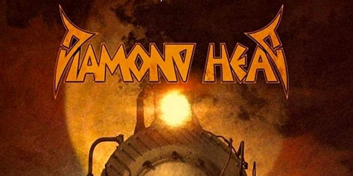 DIAMOND HEAD @Ragnarok Live Club , B-3960 BREE