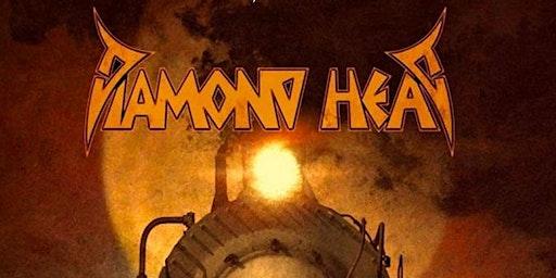 DIAMOND HEAD @Ragnarok Live Club , B-3960 BREE