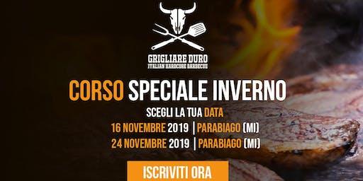 CORSO ITALIAN HARDCOCRE BARBECUE