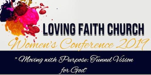 Loving Faith Church Women's Conference 2019