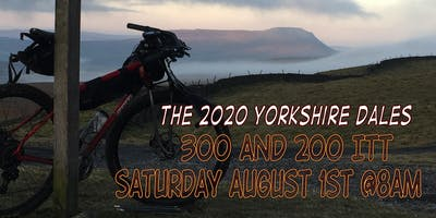 The 2020 Yorkshire Dales 300 or 200 individual time trial