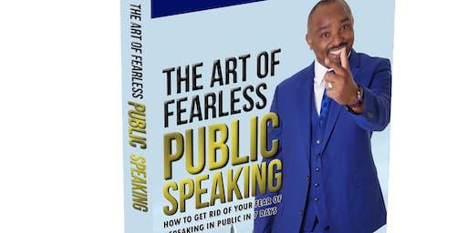 Fearless Public Speaking Training In Grays, Essex