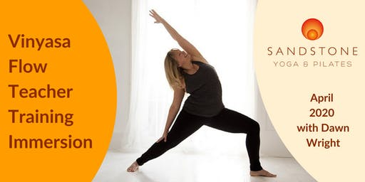 Vinyasa Flow Teacher Training Immersion