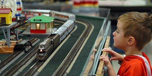 22nd TAMPA MODEL TRAIN SHOW AND SALE