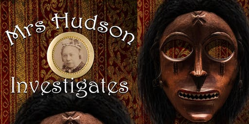 Book Launch: 'Mrs Hudson Investigates' by Susan Knight