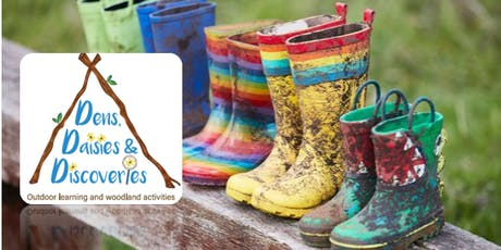 Dens, Daisies & Discoveries Toddler Group tickets