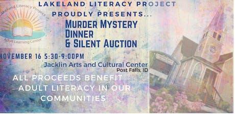 Murder Mystery Fundraiser tickets